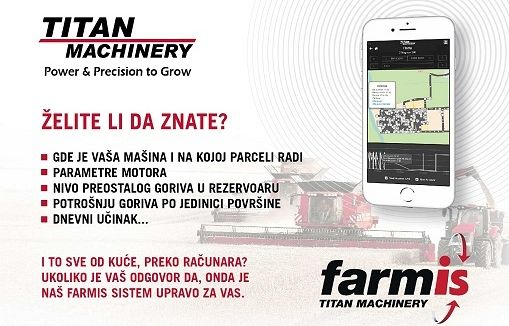 FarmIs Titan Machinery